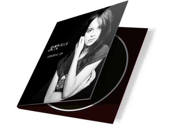 Gabrielle Aplin - Acoustic EP Design