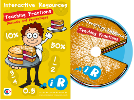 Interactive Resources - Primary Games DVD Packs and Brochures