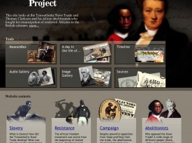 The Abolition Project Website