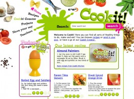E2BN – Cookit Website
