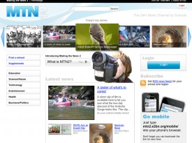 Making The News 2 Website and Video Editor