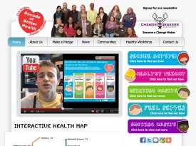 Nottingham's Decade of Better Health Website