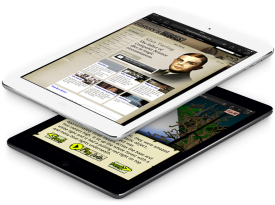 Flash Stories Converted to iPad Friendly HTML5
