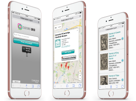 The 'Find a Museum' Mobile App and Website