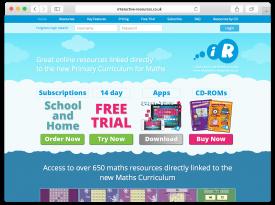 Interactive Resources - Website Design and Build