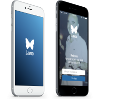 Javoo Dementia App - User eXperience and Design