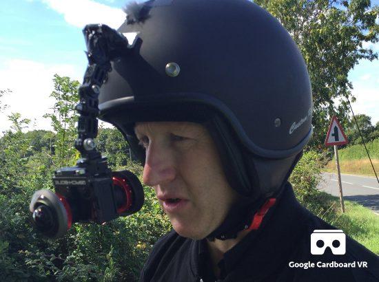 Safer Roads VR App